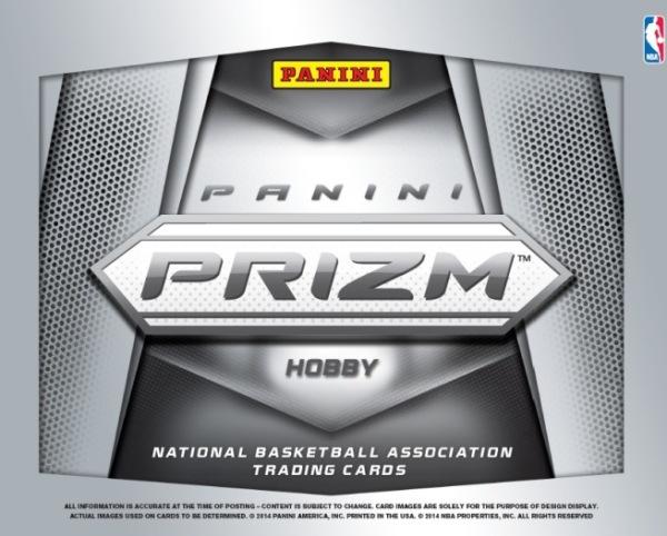 Panini America 2014-15 Prizm Basketball Main