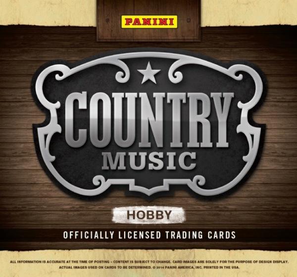 Panini America 2014 Country Music Main