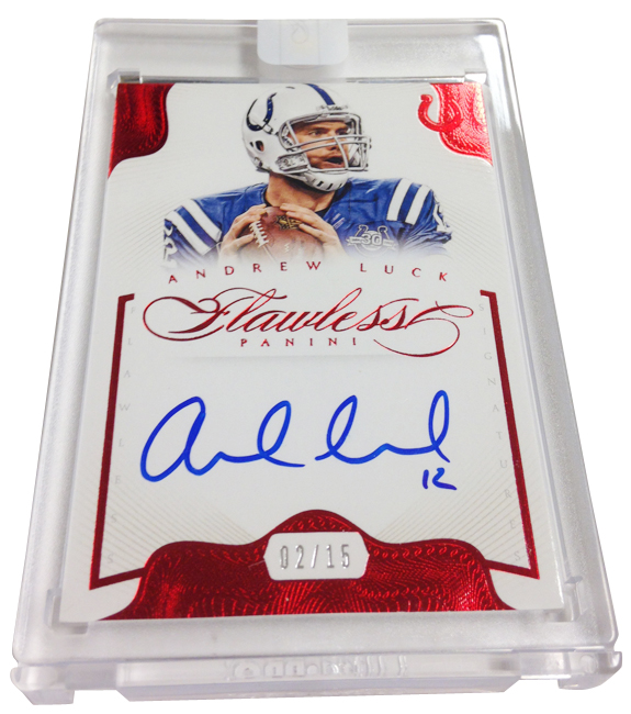 Panini America 2014 Flawless Football October 24 Preview (1) (2)