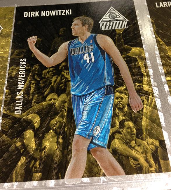 Panini America 2014-15 Paramount Basketball Dufex (32)