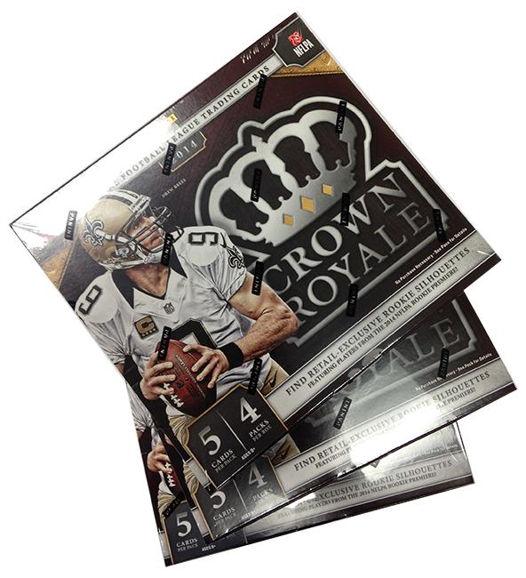 Panini America 2014 Crown Royale Football Retail Teaser (1)