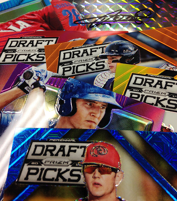 Panini America 2014 Prizm Perennial Draft Picks Baseball QC (77)