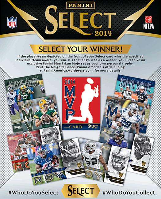 2014 Select Football Poster