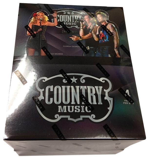 Panini America Country Music Teaser (1)