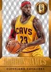 Panini America 2014-15 Gold Standard Basketball Veteran Variations (1)