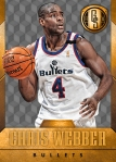 Panini America 2014-15 Gold Standard Basketball Veteran Variations (10b)