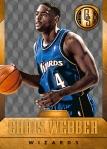 Panini America 2014-15 Gold Standard Basketball Veteran Variations (10c)