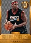 Panini America 2014-15 Gold Standard Basketball Veteran Variations (10d)