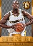 Panini America 2014-15 Gold Standard Basketball Veteran Variations (10f)