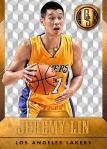 Panini America 2014-15 Gold Standard Basketball Veteran Variations (4)