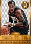 Panini America 2014-15 Gold Standard Basketball Veteran Variations (5)