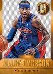 Panini America 2014-15 Gold Standard Basketball Veteran Variations (5b)