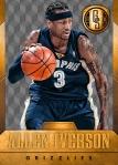 Panini America 2014-15 Gold Standard Basketball Veteran Variations (5c)