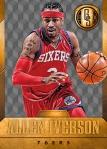 Panini America 2014-15 Gold Standard Basketball Veteran Variations (5d)