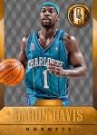Panini America 2014-15 Gold Standard Basketball Veteran Variations (6a)
