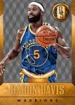 Panini America 2014-15 Gold Standard Basketball Veteran Variations (6b)