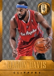 Panini America 2014-15 Gold Standard Basketball Veteran Variations (6c)