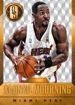 Panini America 2014-15 Gold Standard Basketball Veteran Variations (7)