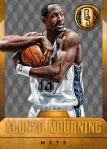 Panini America 2014-15 Gold Standard Basketball Veteran Variations (7b)