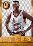 Panini America 2014-15 Gold Standard Basketball Veteran Variations (8a)