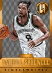 Panini America 2014-15 Gold Standard Basketball Veteran Variations (9b)
