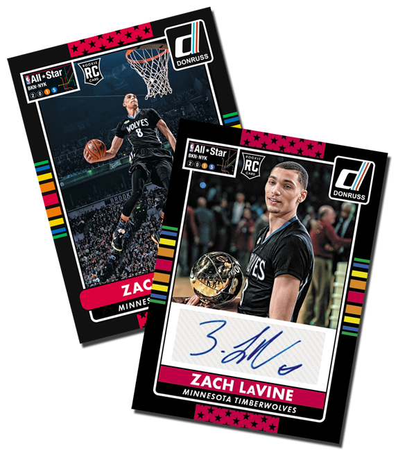 Panini America 2014-15 Donruss Basketball Trade-In Main