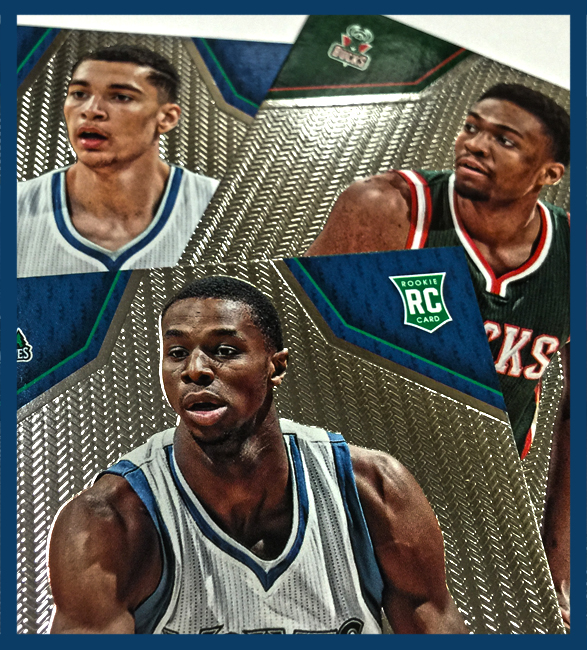 Panini America 2014-15 Threads Basketball Gravity Feed RCs Main 2