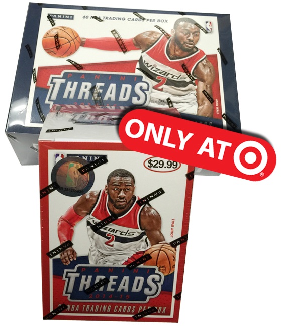 Panini America 2014-15 Threads Basketball Teaser Gallery (1)