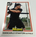 Panini America 2015 Donruss Baseball 1981 Subset (14)
