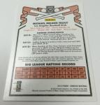 Panini America 2015 Donruss Baseball 1981 Subset (4)