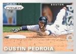 Panini America 2015 Prizm Baseball Dustin Pedroia