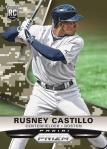 Panini America 2015 Prizm Baseball Rusney Castillo Camo