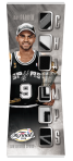 Panini America 2014-15 Preferred Basketball Tony Parker