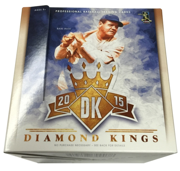 Panini America 2015 Diamond Kings Baseball QC Gallery (1a)