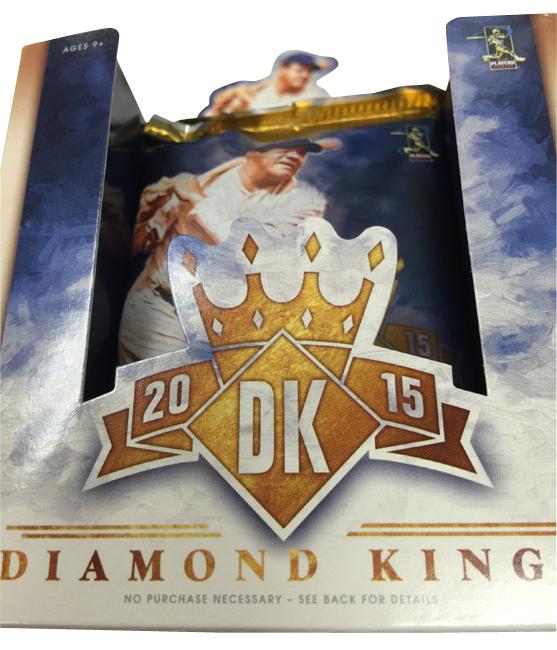 Panini America 2015 Diamond Kings Baseball Teaser (39)