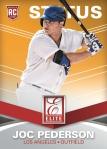 Panini America 2015 Elite Baseball Joc Pederson