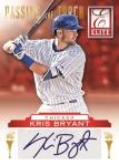 Panini America 2015 Elite Baseball Kris Bryant