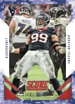 Panini America 2015 Score Football JJ Watt Artist Proof
