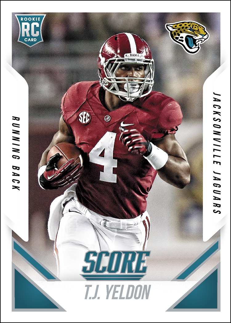 Panini America at the NFL Draft: 2015 Score Rookie Cards in Real Time Day 2 Gallery  The