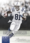 Panini America 2015 Prestige Football Andre Johnson