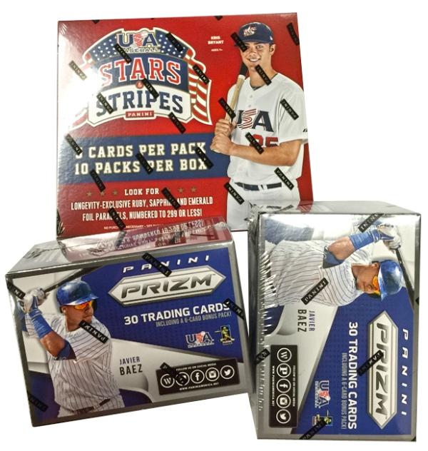 Panini America 2015 Retail Baseball Rip (1)