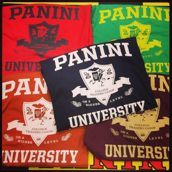 Panini University T-Shirts
