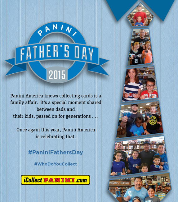 2015 Father's Day iCollect Main