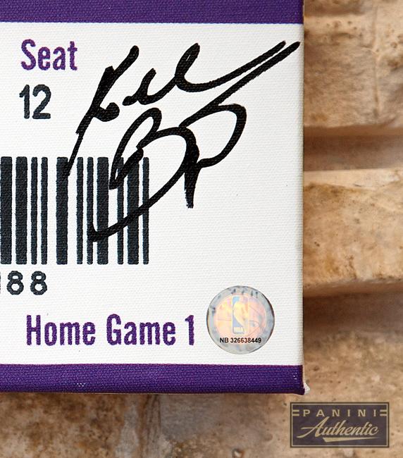 Kobe Ticket