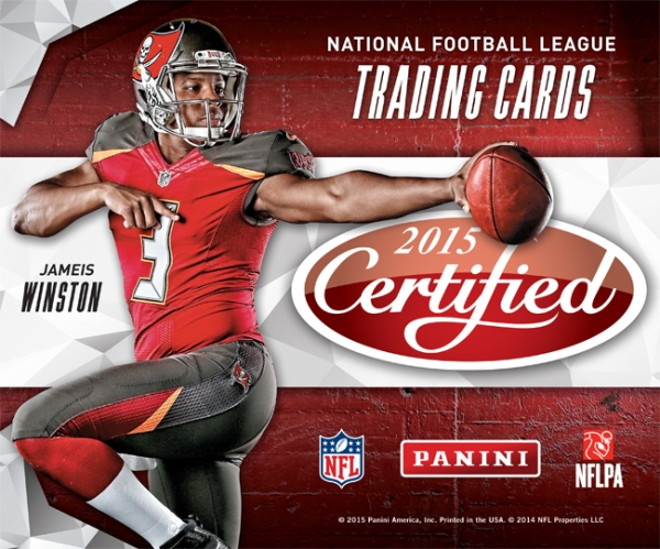 Panini America 2015 Certified Football Main