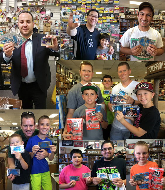 Panini America 2015 Father's Day Recap Main