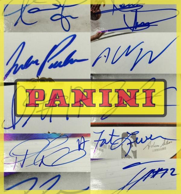 Panini America June 27 Guess the Autograph Contest Main