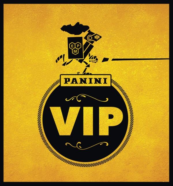 Panini VIP 2015