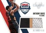 Panini America 2014-15 Excalibur Basketball Anthony Davis