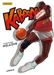 Panini America 2014-15 Excalibur Basketball Kaboom Dominique Wilkins